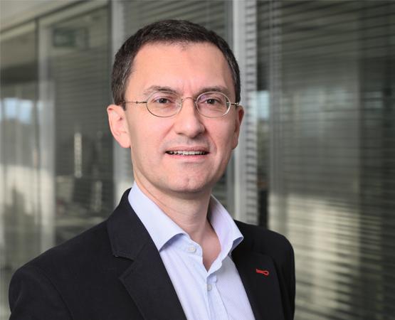 Alain Herzog EPFL