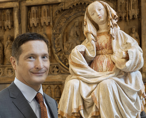 Staatliche Museen zu Berlin, Skulpturensammlung und Museum für Byzantinische Kunst, Antje Voigt